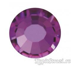 Стразы Amethyst (аметист) ss20 - стеклянные китайские стразы холодной фиксации премиум качества