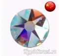 Стразы Crystal AB ss20 огранки Xirius 2088 (звездочка) холодной фиксации - стеклянные китайские стразы премиум качества