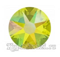 Стразы Citrine ss20 огранки Xirius 2088 (звездочка) холодной фиксации - стеклянные китайские стразы премиум качества