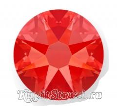 Стразы Light Siam ss16 огранки Xirius 2088 (звездочка) холодной фиксации - стеклянные китайские стразы премиум качества
