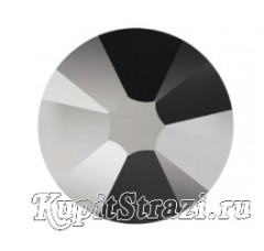 Стразы Hematite ss20 огранки Xirius 2088 (звездочка) холодной фиксации - стеклянные китайские стразы премиум качества