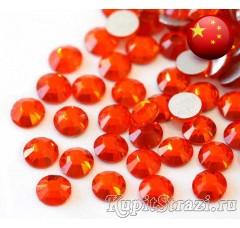Cтразы Hyacinth ss16 - стеклянные китайские стразы холодной фиксации премиум качества
