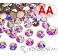 Купить китайские стразы Crystal AB ss20  качества АА огранки Xirius 2088 (звездочка)