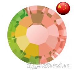 Стразы Vitrail medium ss20  холодной фиксации - стеклянные китайские стразы премиум качества