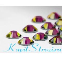 Купить хрустальные корейские стразы Black Diamond AB ss20