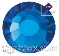 Стразы Capri Blue ss20 - хрустальные корейские стразы премиум качества DMC+ Juwon